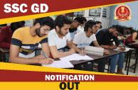 SSC GD  2021 Recruitment Notification OUT